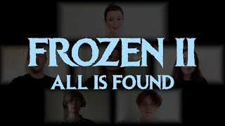 ALL IS FOUND - The Apex Singers