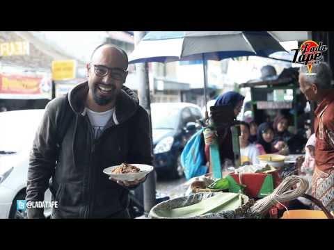 Ladatape.com// Eps.02// Street Food jl Suryakencana Bogor