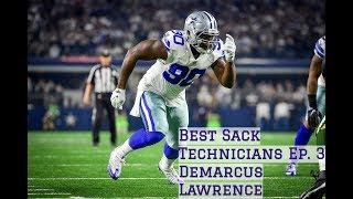 Best Sack Technicians Episode 3 || Demarcus Lawrence Film Session || Dallas Cowboys ||