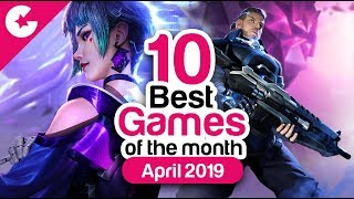 Top 10 Best Android/iOS Games - Free Games 2019 (April)