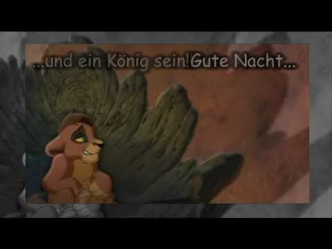 The Lion King ll - My Lullaby (German + Subs)