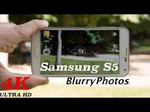 Samsung S5  Camera Focus Problem