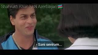 Kuch Kuch Hota Hai Azerbaycan Dilinde (Hind Filmi)