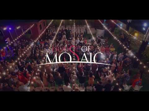 House of Mosaic: Fashion Show by Ronchi De Cuba Haute Label 2017
