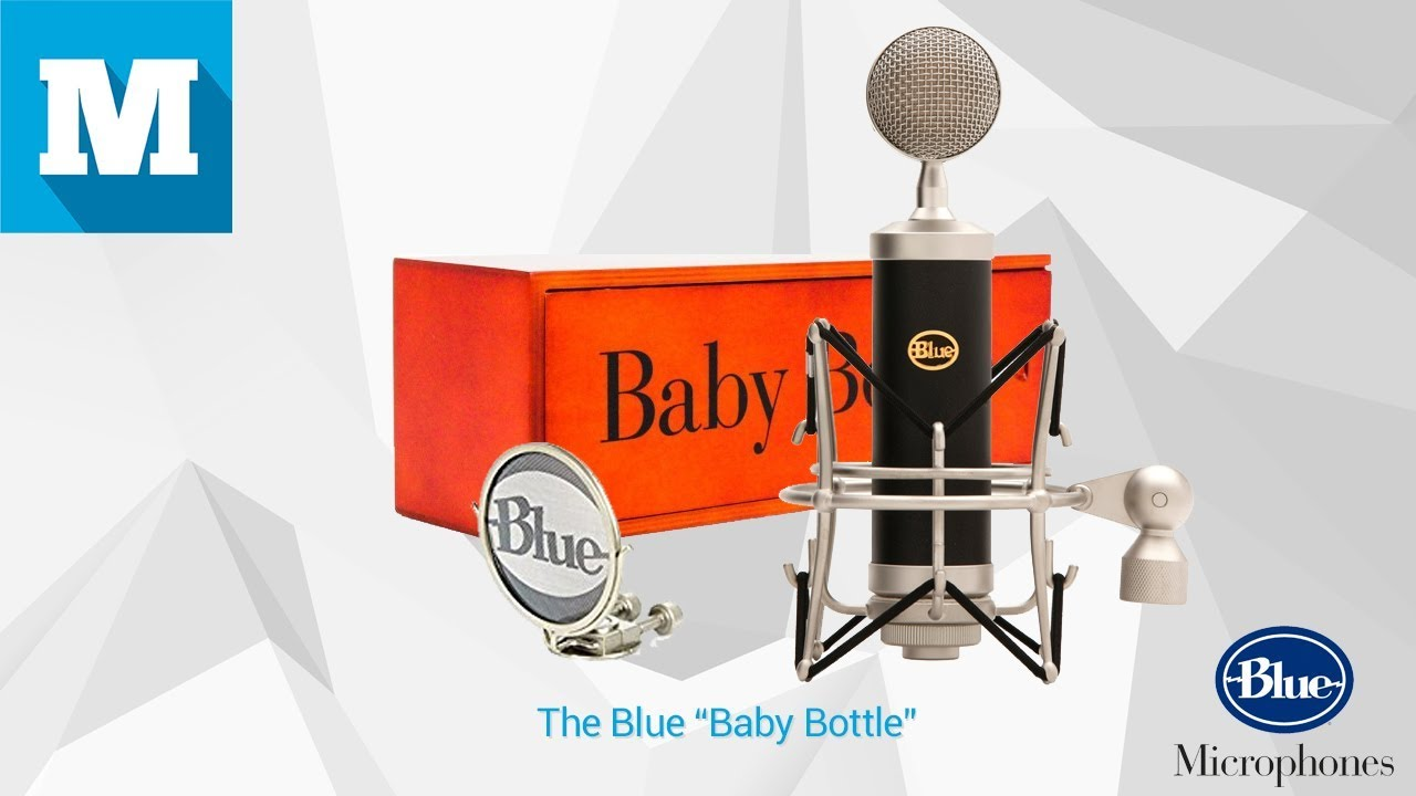 The Baby Bottle by Blue Microphones