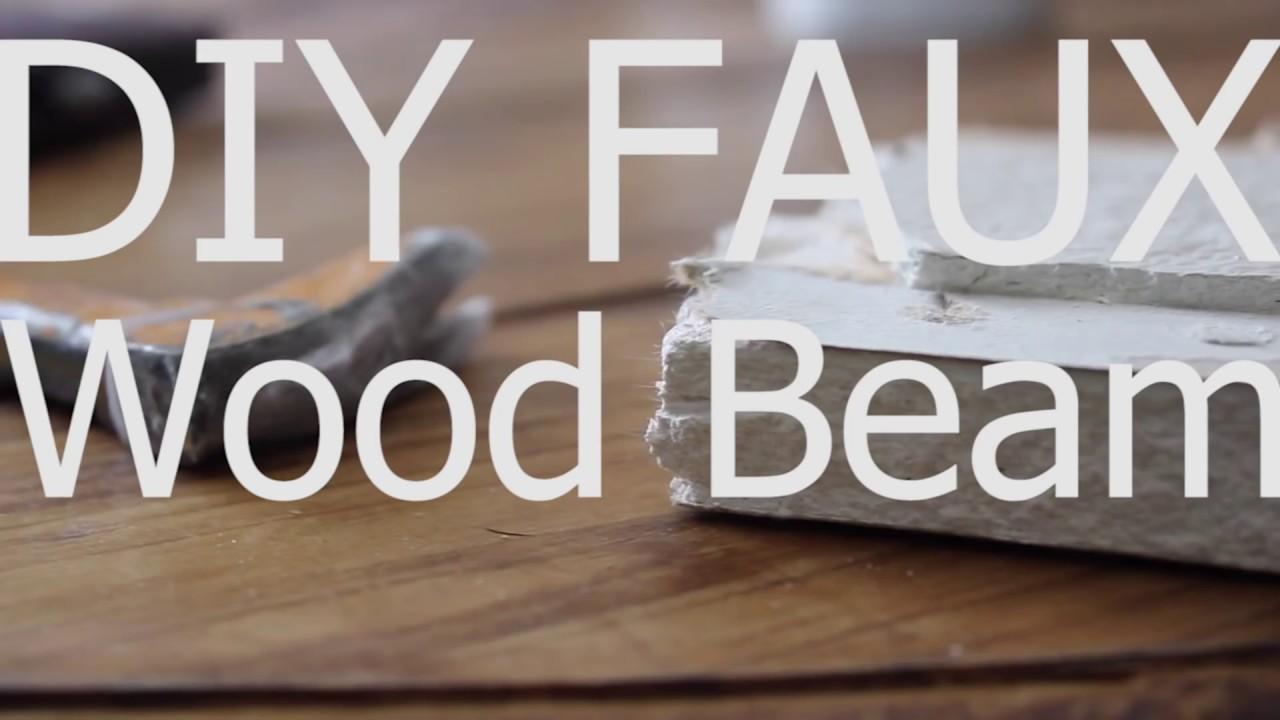 Faux Ceiling Beams Diy  Blog Avie