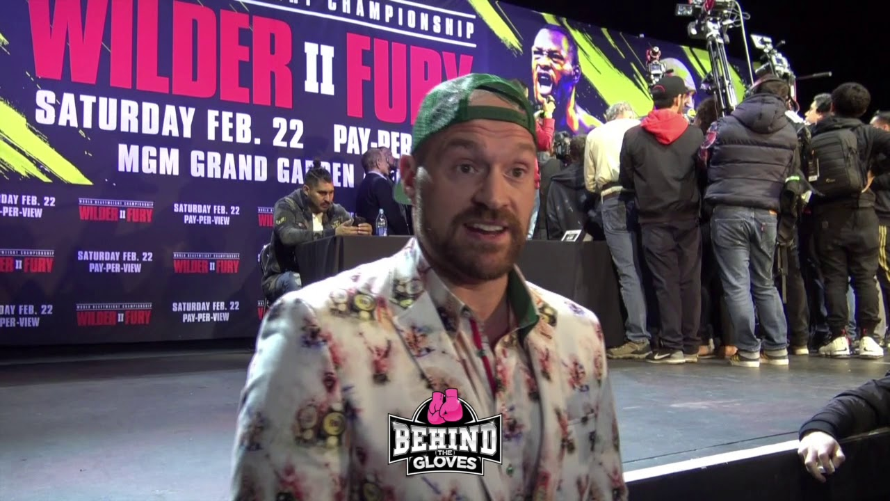 I Masturbate 7 Times A Day Tyson Fury Admits What He Does