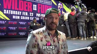 """""""I MASTURBATE 7 TIMES A DAY!!"""" TYSON FURY ADMITS WHAT HE DOES DURING TRAINING CAMP!"""