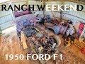 Classic Ford F1 Restoration