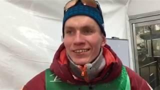 Александр Большунов о популярности, про Алексея Червоткина и свою стрижку