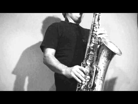 Harlem Nocturne Saxophone Music by Johnny Ferreira for HowToPlaySaxophone.org