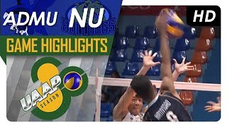 UAAP 80 MV: ADMU vs. NU | Game Highlights | February 7, 2018