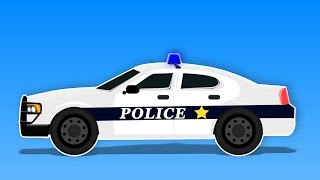 Police Car   High Speed Chase