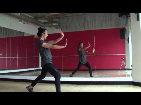 Dance Tutorial | Ed Sheeran | Shape Of You | Choreography by Viet Dang