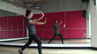 Dance Tutorial | Ed Sheeran | Shape Of You | Choreography by Viet Dang