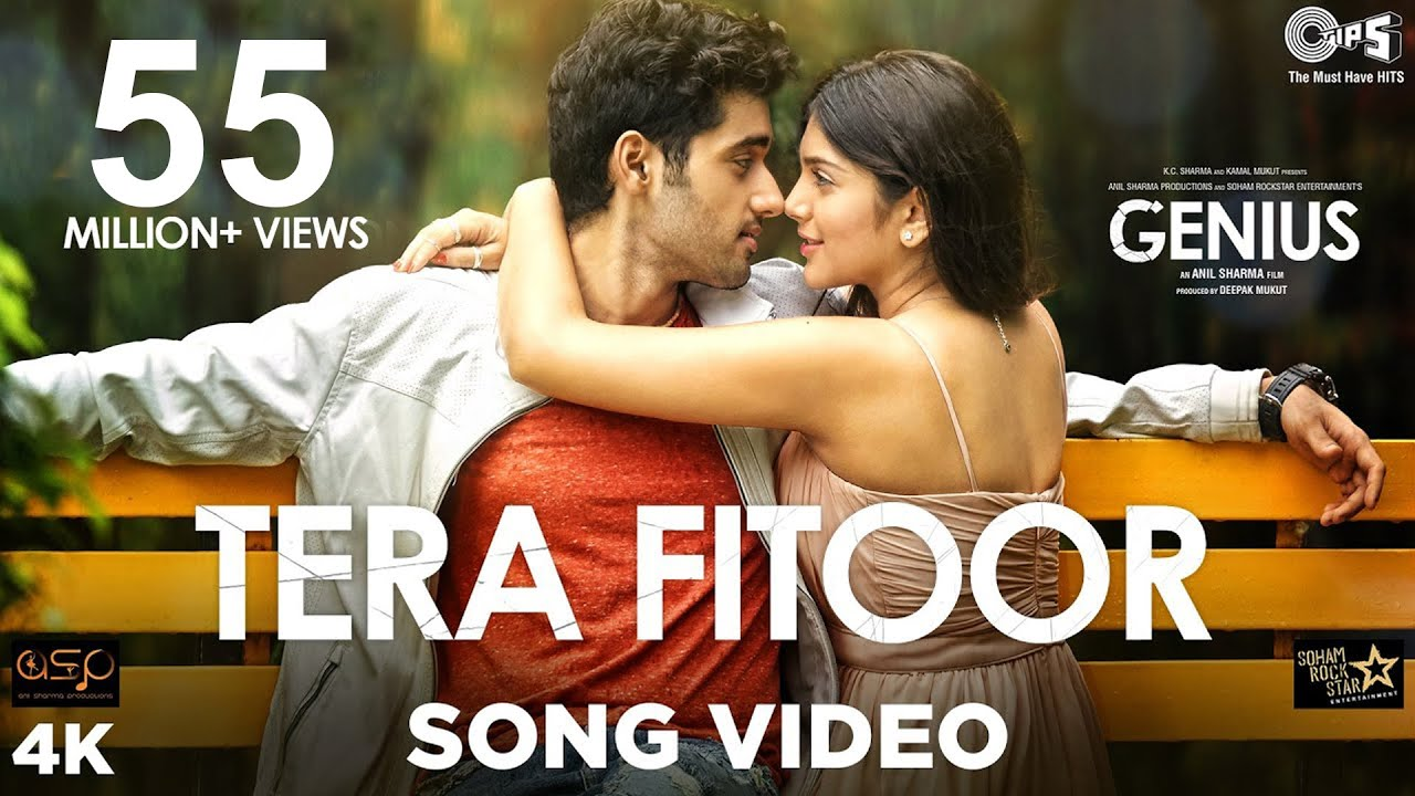 Download Tera Fitoor Full Video - Genius | Utkarsh Sharma, Ishita Chauhan | Arijit Singh | Himesh Reshammiya