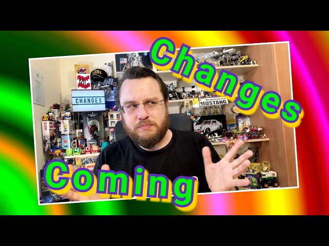 Changes On My Channel