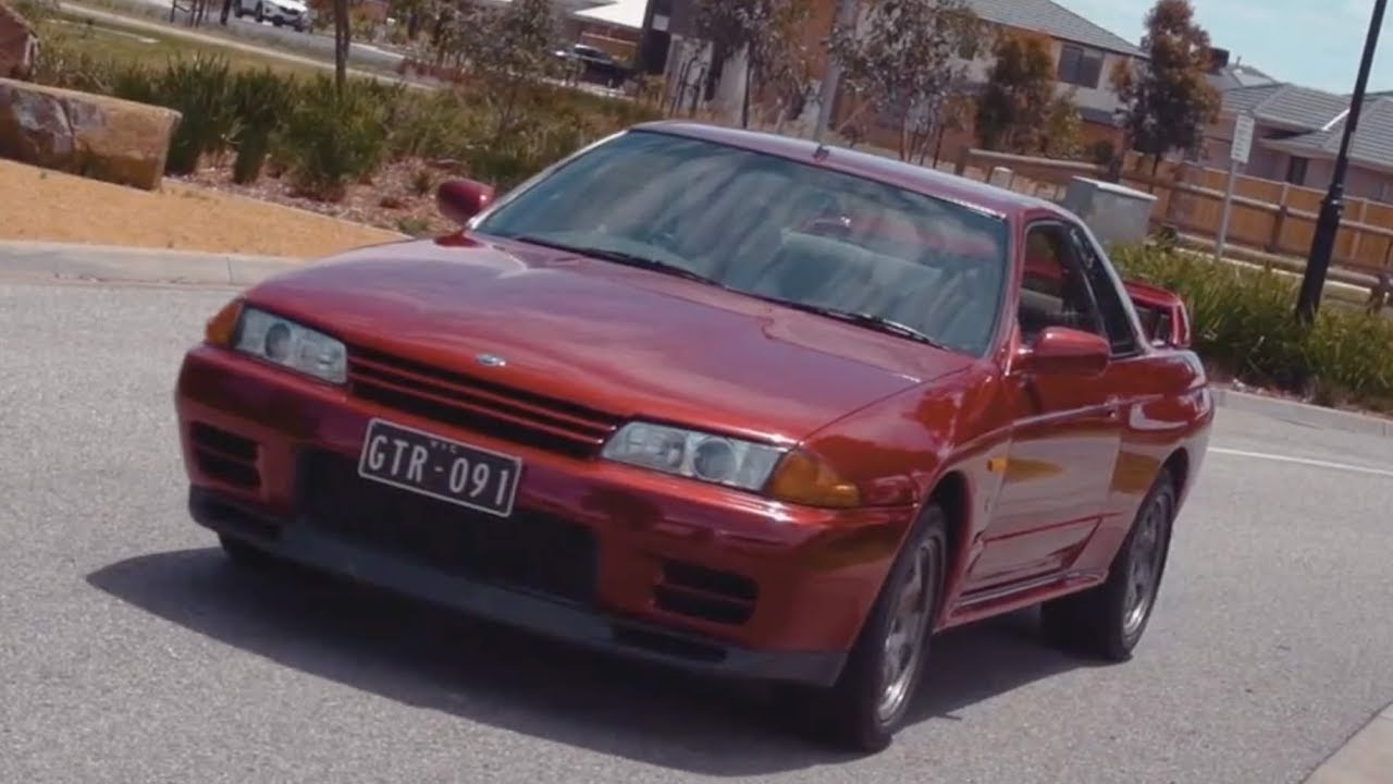 Nissan R32 Skyline GT-R - Shannons Club TV - Episode 80