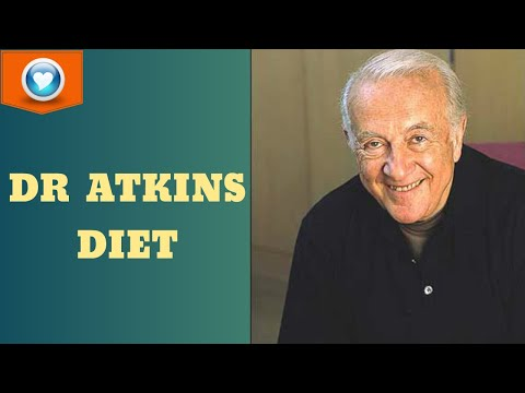 DR ATKINS's DIET | ONE WEEK MEAL PLAN + MORE