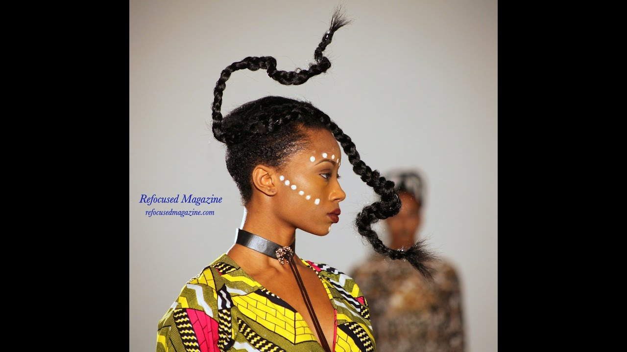IRUN KIKO: The Art of Hair Refocused Magazine Highlights