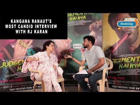 A Professional Troll Cannot be called a Journalist: Kangana Ranaut | Judgementall Hai Kya