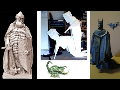 18 Most Amazing Origami Creations Youtube