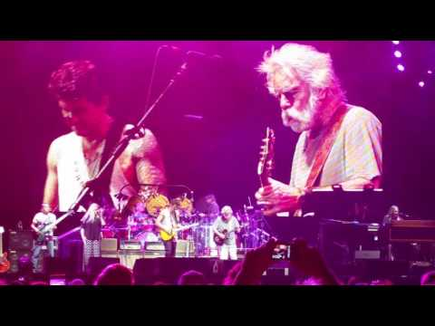 """Dead and Company featuring special guest Donna Jean Godchaux, """"Fire on the Mountain."""" 7/16/2016"""