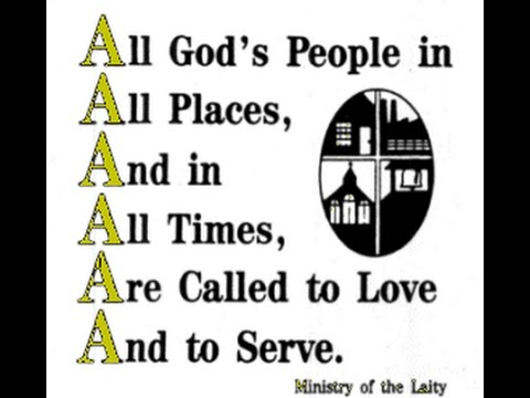 what is a laity But assuming the existence of such a body of men as the clergy, i propose to  consider their relation to the laity or people of the church what account god  would.