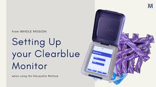 Whole Mission - Reprogramming the Clearblue Touchscreen Monitor
