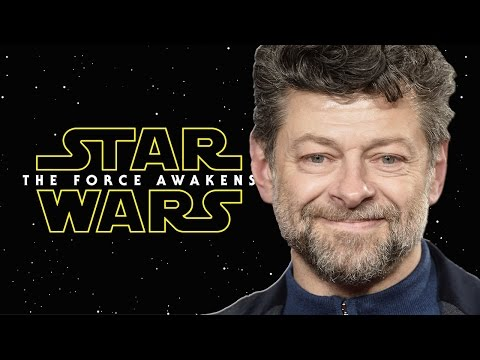Andy Serkis Clears Up Some Star Wars Rumors
