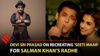 Devi Sri Prasad on Salman Khan's Seeti Maar, Allu Arjun's Pushpa, issues plaguing Bollywood music