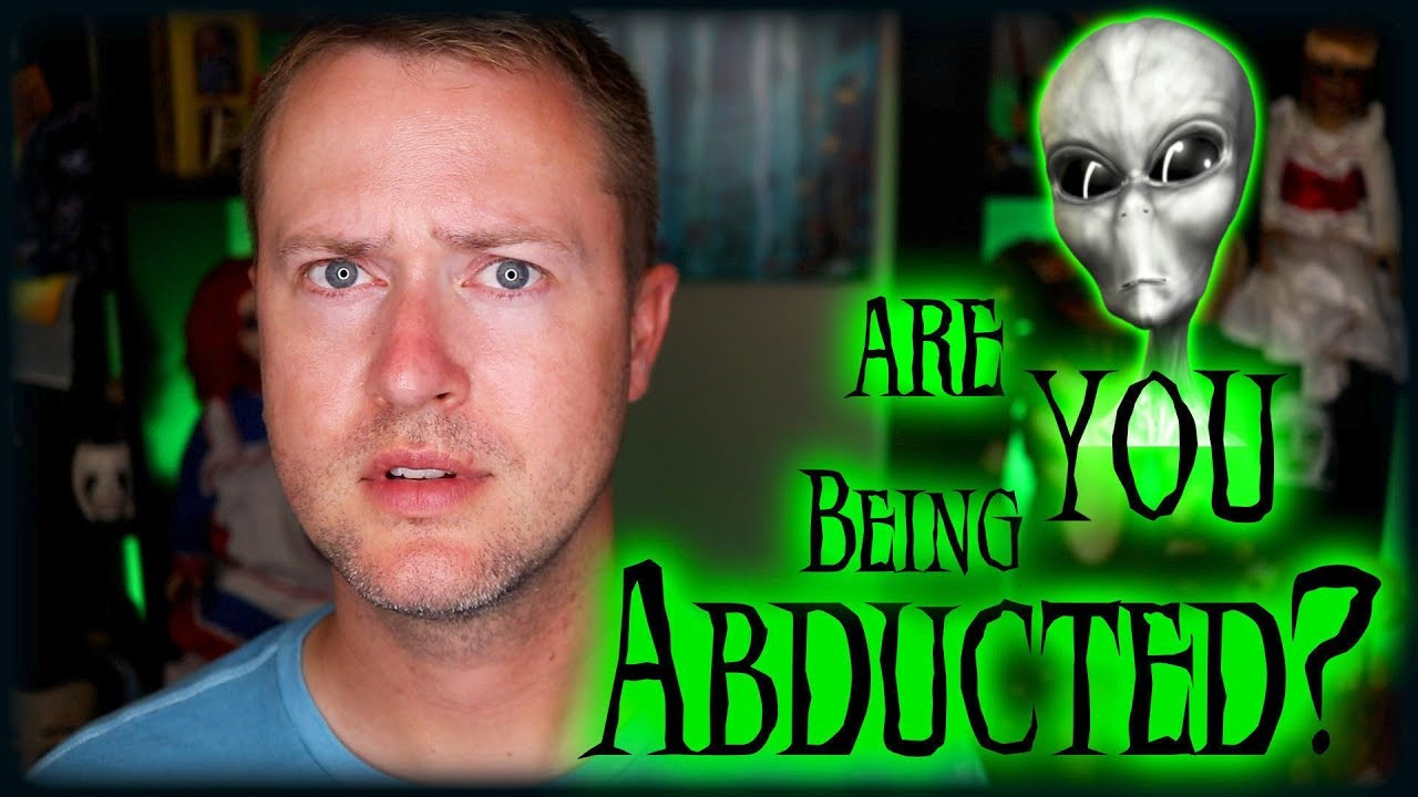 Are YOU Being ABDUCTED??   5 Signs of ALIEN ABDUCTION   MichaelScot by: MichaelScot