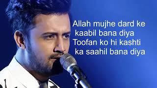 Allah mujhe dard ke kabil bana diya lyrics ||Allah Mujhe Dard Ke Kabil Bana Diya Whatsapp Status