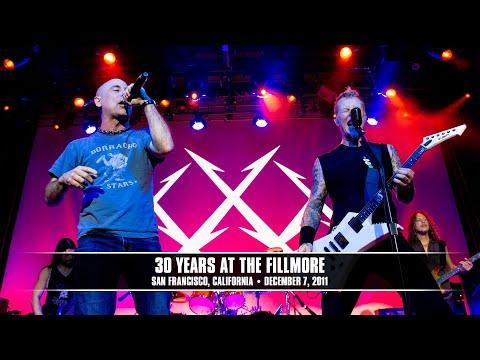 Metallica: 30 Years at the Fillmore (MetOnTour - San Francisco, CA - December 7, 2011)