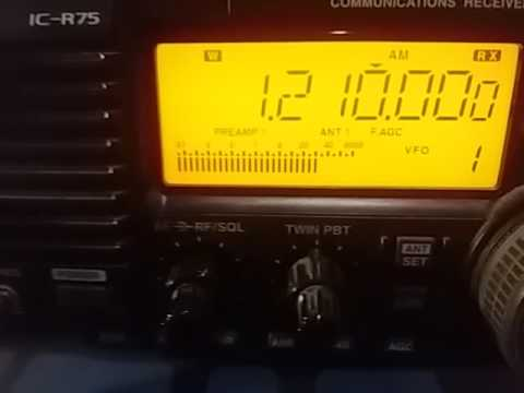 Super Rede Boa Vontade de Radio, Brasilia DF - 1210 kHz