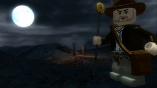 LEGO Indiana Jones: The Original Adventures 100% Guide #4 - The Well of Souls (All Collectibles)