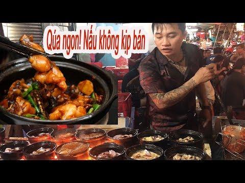 Giới Trẻ Chen Chân ăn Cháo ếch Singapore Chợ Tân Định