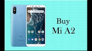 [Proof Added] How to buy Mi A2 from Amazon on Flash sale