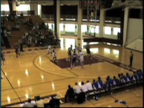 Andrew Olson 2008 Highlights for the Bob Cousy Award