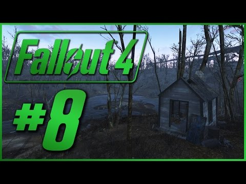 """The Unraveling of Zed in the Wasteland #8 - """"On Walden Pond"""" - Fallout 4"""