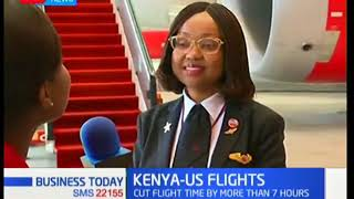 How Kenya-USA direct flight is set to shake East African economy