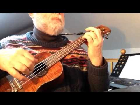 If You Were the Only Girl in the World - ukulele solo - Colin Tribe on LEHO