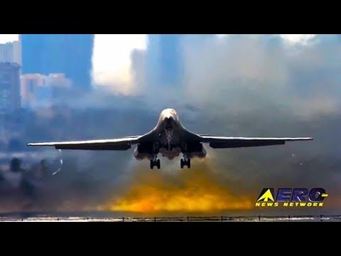 Airborne 06.22.18: Ballooning Record, Vietnam Pilot Returns, B-1B Resumes