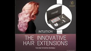 TRIMMER TECHNOLOGY INNOVATIVE HAIR EXTENSIONS