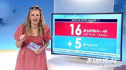 Ziehung der Lottozahlen vom 27.06.2020