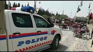 Blutige Wahl: Anschlag in Pakistan