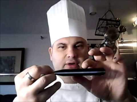 chef knives choosing and using kitchen knives youtube. Black Bedroom Furniture Sets. Home Design Ideas