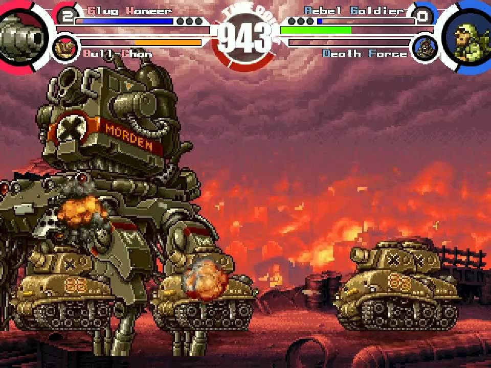 how to get the guinea in metal slug x