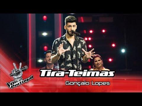 Gonçalo Lopes - 'You are the reason'   Tira-Teimas   The Voice Portugal