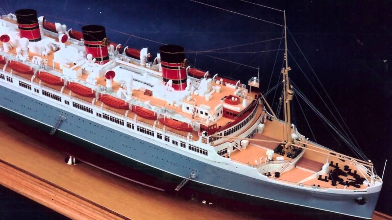 DR Classic QUEEN OF BERMUDA Wwwmaritimereplicasnet YouTube - Queen of bermuda cruise ship